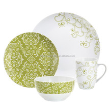 fine porcelain dinner set , latest dinner set with popular design
