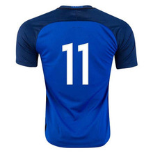 Thai Quality Cheap Printing Soccer Uniform, Customized Sportswear Soccer T-shirts
