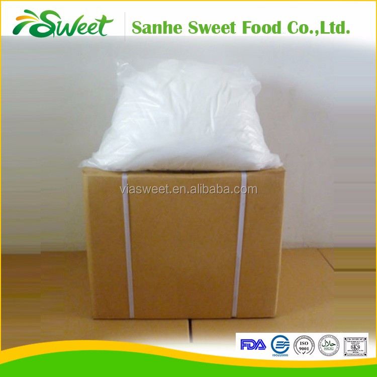 Natural sweetner food grade Glycosylated Enzyme Treated Stevia from sugar supplier