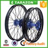 Universal forged motorcycle alloy wheel sets for Yamaha