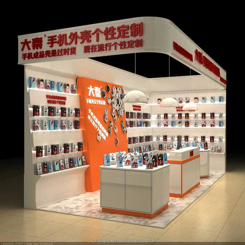custom mobile skin business mobile phone shop design buy