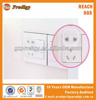 electricl european standard plastic electrical outlet cover