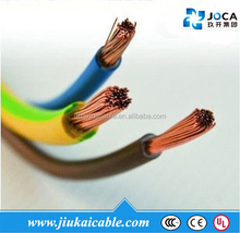 high quality and best price h07v-k wire /h05v-k wire /nyaf cable