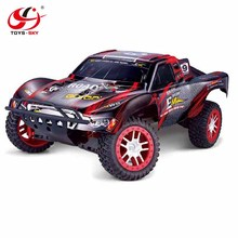 Remo Hobby 1:10 4WD Electric High Speed RC OFF-ROAD BRUSHLESS SHORT COURSE TRUCK