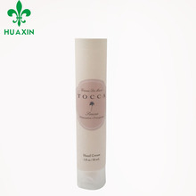 High quality soft empty custom 60 ml screen printing wet hand cream whitening cosmetics tube for sale