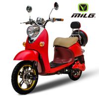 2016 China cool high power 450W 2 wheel electric scooter/motorcycle/e-bike/e-scooter for sale