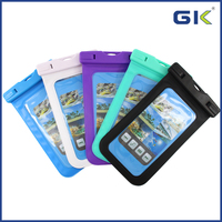 [GGIT] China Supplier PVC Waterproof Mobile Phone Bag For Universal