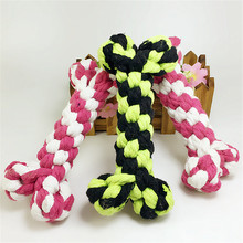 Handmade Dog Toy Dog Rope Bone Chew Toy Best Puppy Toys