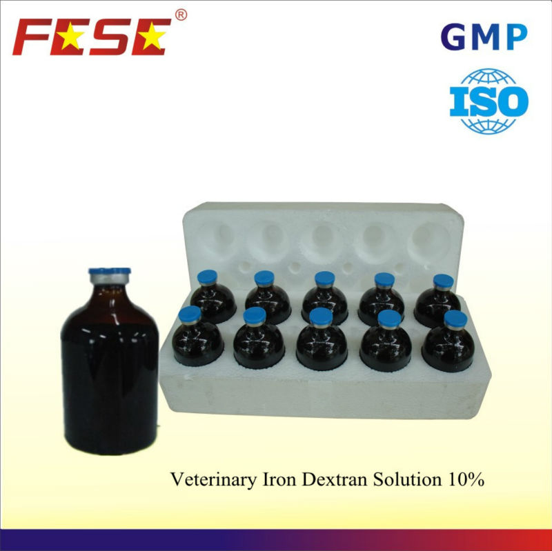 veterinary iron dextran solution nutrient additives