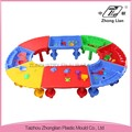 Manufacturer plastic lightweight customized non-toxic wholesale educational toy