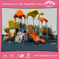 Jelly joy kids group gym activity playground set commercial outdoor play equipment