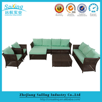 Cheap bedroom furniture sofa set designs outdoor coffee table set