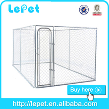 Wholesale chain link dog kennel/dog cage/purple dog kennel
