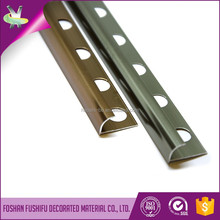hot sales aluminum metal corner tile trim edge