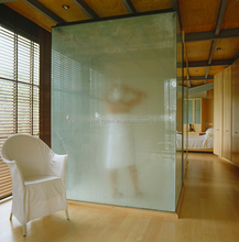 clear glass panels tempered glass shower wall panels