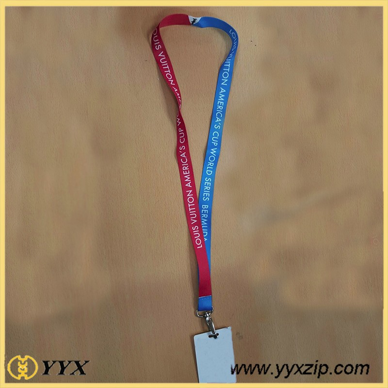 Animation Exhibition Promotional Gift & Crafts Lanyard, Cell Phone, ID Card, Water Bottle Holder