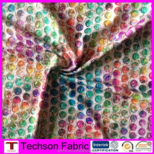 80 polyester 20 spandex digital print swimwear fabric,custom print any design with 10yards MOQ