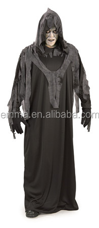 Wholesale halloween adult mens fancy dress scary night carnival cosplay costumes BMG8917