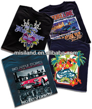 A3 iron-on t-shirt inkjet transfer paper for cotton fabric, dark color , best quality best price