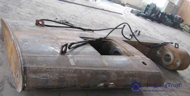 boat propeller shaft sealing