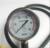 Double Acting Manual Hydraulic Hand Pump With Hose Pressure Gauge