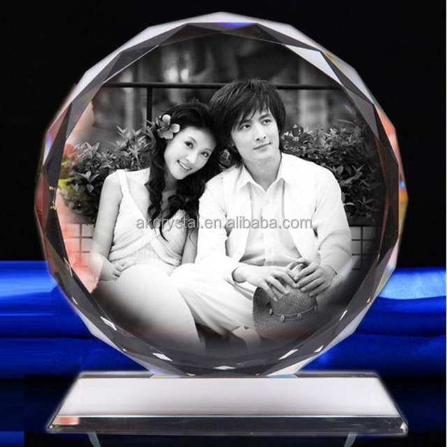 China Factory Wholesale Cheap Basic Blank Crystal Trophy Plaque