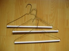 "16"" 14.5G Wire Strut Hanger for Dry Cleaning"