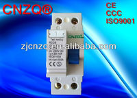 F362 2P RCCB /RCD earth leakage circuit breaker/RCBO