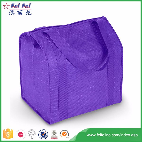 High quality Bulk sale Disposable traveling cooler bag for medication