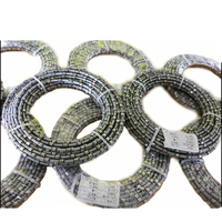 8.8mm CNC Processing Profiling Diamond Wire Granite Cutting Diamond Saw Wire for Slab Cutting