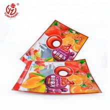 sealable pouch custom printed foil bag for candy