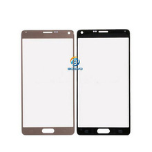 Replacement Repair Parts Accessories Touch Digitizer Panel Screen Glass Lens for Galaxy note 4 N9100