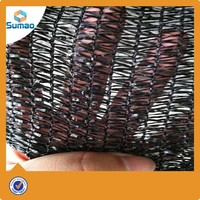Green house agriculture hdpe plastic woven sun shade net