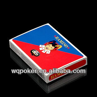 POKER CLUB Card plastic playing card custom playing dice