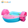 Children water park sale paddle boat used for water games