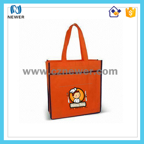 High quality non-woven shopping ice wine ice-skating shoe bag for gift