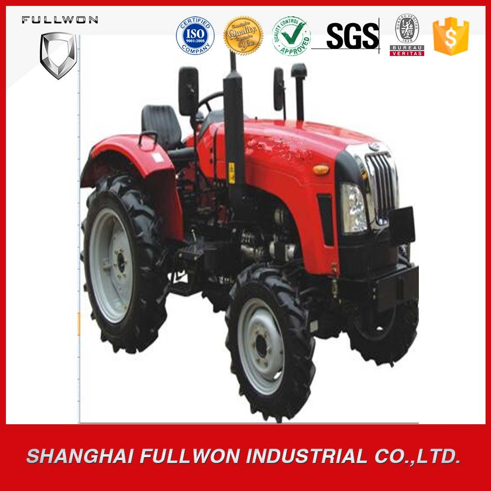 chinese small farm equipment 35hp farm tractors machine