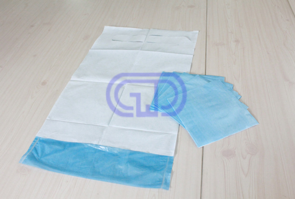 high quality disposable health products for elderly adult bib
