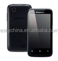 Cheap Lenovo A396 quad core 4 inch GSM WCDMA Android2.3 cell phone Ram 256MB Rom 512MB