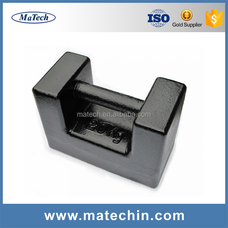 China Supplier Offer OEM Precisely Gray Iron Cast Weight