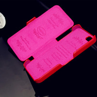 Natural Genuine Real Leather Case ,Top-level Cover, Heat Setting ,ultrathin for Apple iPhone 5