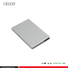 gadget giveaway promotional usb pendrive metal card usb pendrive