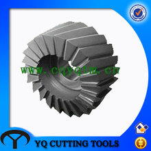 HSS D40~160mm shell end mill cutter with high quality