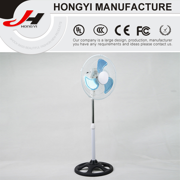 Hot Sale Metal Fanleaf Fan 10 Inch Floor Fan Hign Powerful Fan