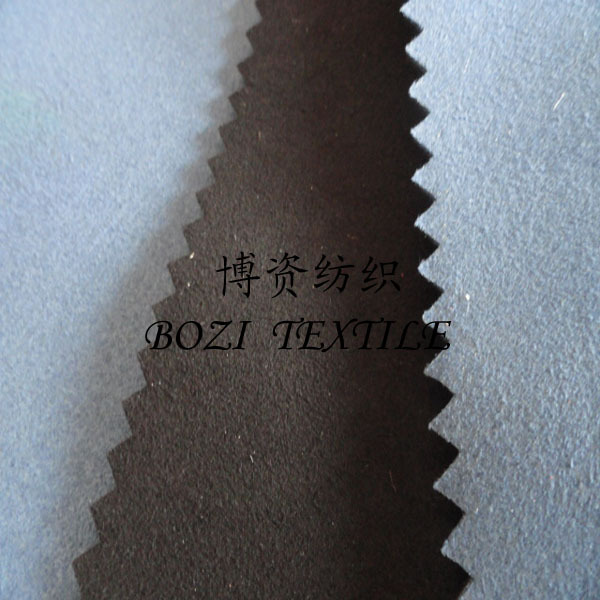 pu leather bonded fabric for bags