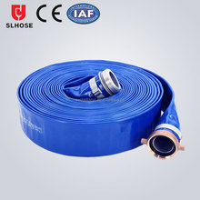 Hot sale quality cheap farm pipe/pvc layflat hose for agriculture irrigation system
