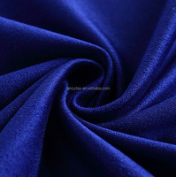 polyester microfiber suede fabric for sofa garment synthetic leather suede bonded faux fur fabric brushed suede fabric