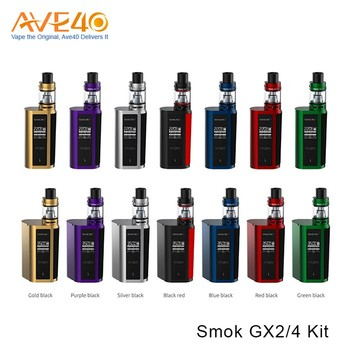 Newest Smok GX2/4 Kit with Smallest Size for 220W Mod from Ave40