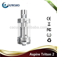Stock Offer Aspire Triton V2 Atomizer Tank/Triton2 Triton clapton coil /Trion 2.0