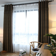 New designs wholesale jacquard blackout used hotel curtains and drapes